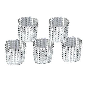 Napkin Ring Chairs Buckles Wedding Event Decoration Crafts