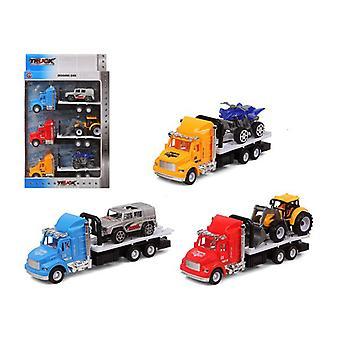 Грузовые автомобили и фрикционные автомобили 119299 (6 uds)