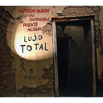 Alfredo Rubin - Lujo Total [CD] USA import