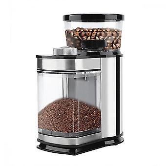 Stainless Steel Electric Coffee Grinder Adjustable Mode Large Capacity For Kitchen