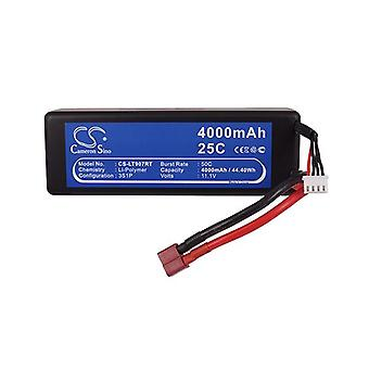 Cameron Sino Lt907Rt Battery Replacement For Rc