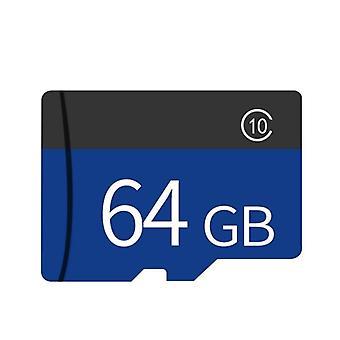 Micro Sd Tf -kortti 8-64gb Luokka 10 Flash Memory Micro Sd -kortti