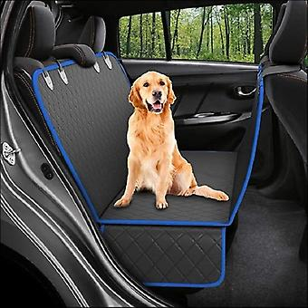 Premium dog back seat protectors