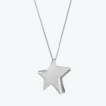 Charlotte Star timantti kaulakoru