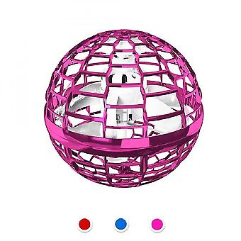 Flynova Pro Flying Ball Toy 360 Hand-controlled Flying Ball Toy Built-in Rgb Light