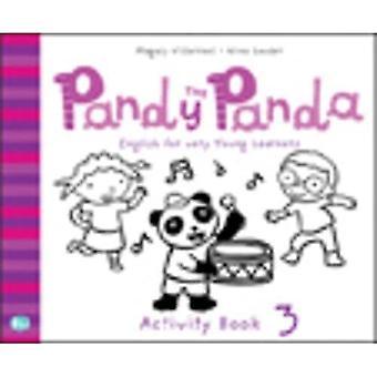 Pandy the Panda: Activity book 3