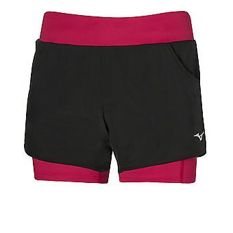 Mizuno 2-IN-1 4.5 Women's Shorts - AW21