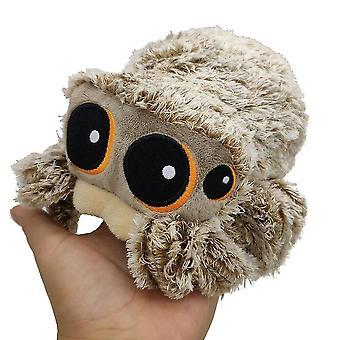 Halloween 16cm Lucas Die Spinne Plüsch Spielzeug Ausgestopfte weiche Insektenpuppen