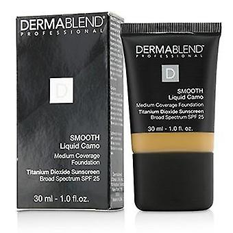 Dermablend Smooth Liquid Camo Foundation Spf 25 (medium Coverage) - Honey (45w) - 30ml/1oz