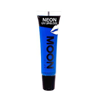 Moon Glow - Neon UV Lipgloss – 15ml blau Bubblegum