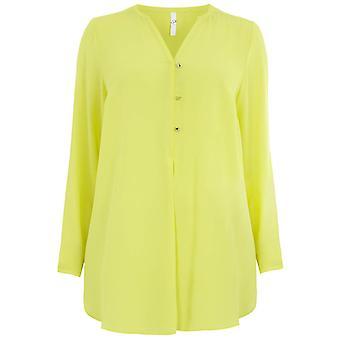 Ex Evans Plus Size Crepe Shirt