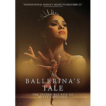 Ballerines USA Tale [DVD] import