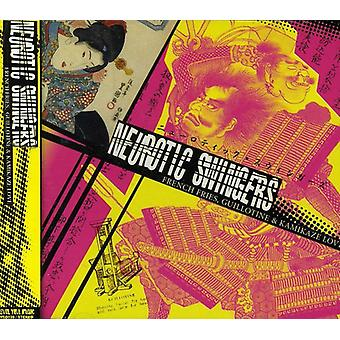Neurotic Swingers - French Fries Guilotine & Kamikaze Love [CD] USA import