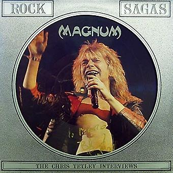 Magnum - 80's Interview Picture Disc [Vinyl] USA import