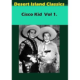 Importer des Cisco Kid 1 [DVD] é.-u.
