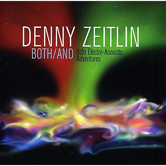Denny Zeitlin - Both/and [CD] USA import