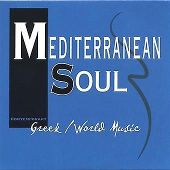 Mediterranean Soul - Mediterranean Soul-Contemporary Greek/World Music [CD] USA import