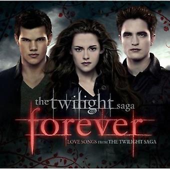 Twilight Saga - Forever Love [CD] USA importieren