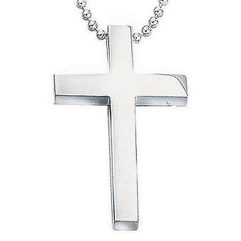 925 Zilveren halsketting Kruis