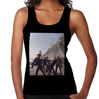 Turbonegro Band foto vrouwen Vest