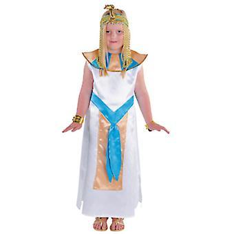 Kostiumy dziecięce dziewczyny Kleopatra egipska sukienka dziecko
