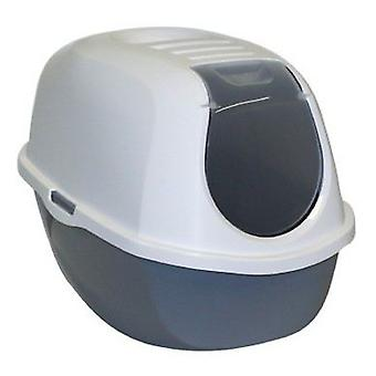 Moderna Gatera Smart Cat Gray (Cats , Grooming & Wellbeing , Covered Litter Trays)
