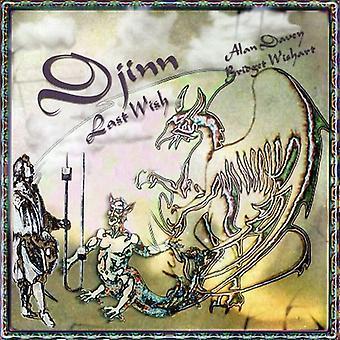 Djinn - Last Wish [CD] USA import