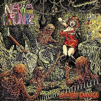 Nekro Drunkz - Lavatory Carnage [CD] USA import