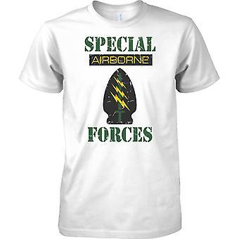 Special-Forces - Luft Insignia Pop-Art - T-Shirt für Herren