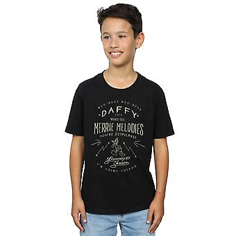 Looney Tunes Boys Daffy Duck Despicable T-Shirt