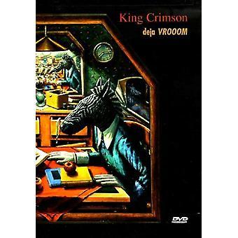 King Crimson - Deja Vrooom [DVD] USA import