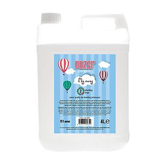 Pozer Fly Away Shampoo 4L