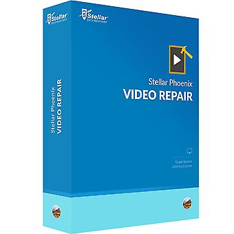 Stellar Phoenix Video reparatie (Mac)