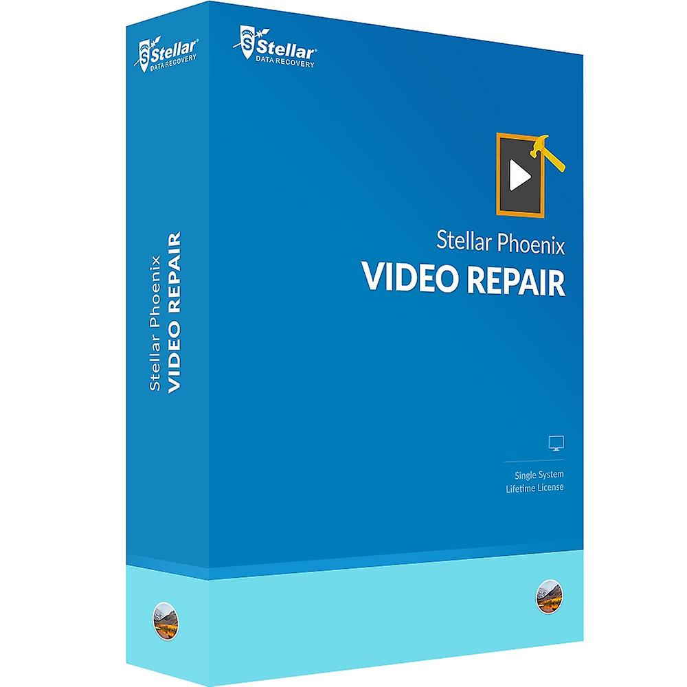 Stellar Phoenix Video Repair (Mac)