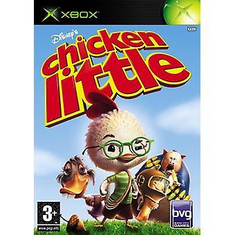 Kyckling Little (Xbox)-nytt