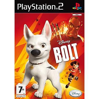 Disneys Bolt (PS2) - Fabrik versiegelt