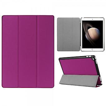 Premium Smart cover paars voor Apple iPad Pro 12,9 inch