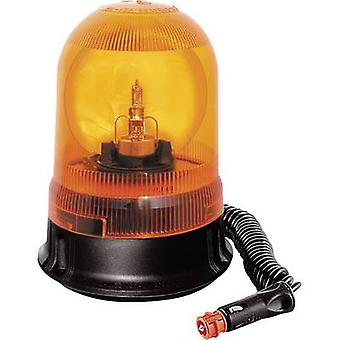 AJ.BA Emergency light GF.25 GF.25 ASTRAL 24V 24 V via in-car outlet Suction cup, Magnetic fastening Orange