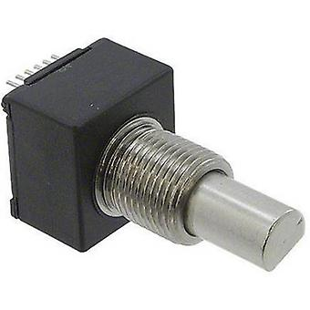 Bourns EM14A1D-C24-L032N Incremental rotary encoder 12 V DC Switch postions 32 360 ° 1 pc (s)