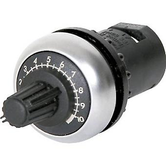 Eaton M22-R100K único gire o potenciômetro Mono 0.5 W 100 kΩ 1 computador (es)
