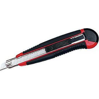 Wedo Professional cutter, auto-load, 9 mm no. 78409 black/red WEDO 78409