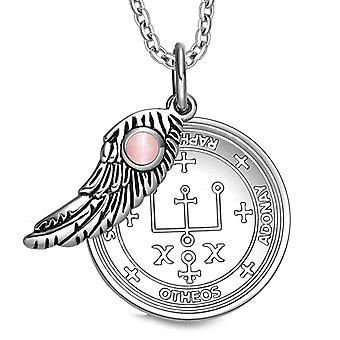 Arkkienkeli Rafael Sigil Magic Wing amuletti