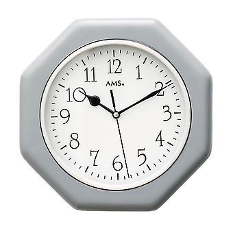 Radio di orologio parete AMS - 5511