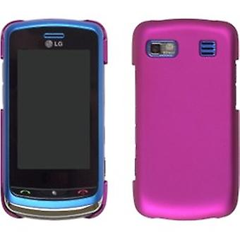 5 Pack -Wireless Solutions Click Case for LG GR500 - Fuchsia