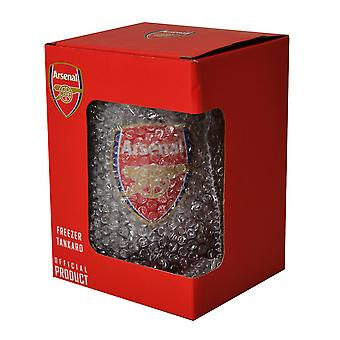 Arsenal Box Gefrierschrank Tankard