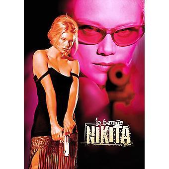 Постер фильма Никита La Femme (11 x 17)