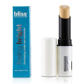 Bliss Feeling Bright Illuminating Under Eye Concealer - # Radiant Shell - 3.8g/0.13oz