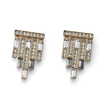 Oliver Weber Earrings Effect Gold Multi