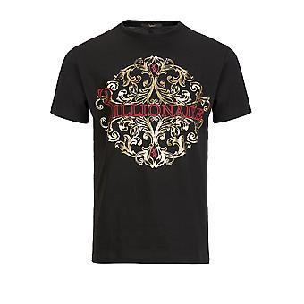 T-shirt Logo Mtk1709 Como Lake - Billionaire