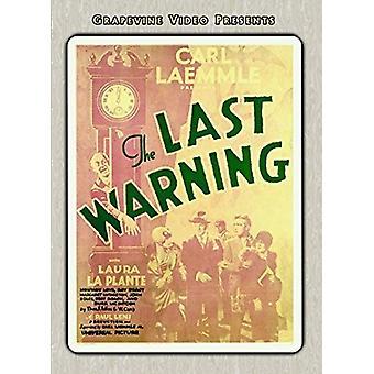 Last Warning [DVD] USA import